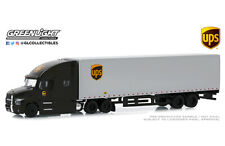 UPS 2019 Mack Anthem Freight Trailer 1:64 Greenlight 11inch United Parcel Sevice