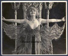 Vintage 1920s Ziegfeld Follies Sequined Butterfly Art Deco Costume Photo - BB