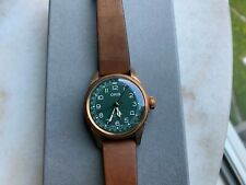 Oris Big Crown Pointer Date 80th Anniversary Edition Automatic Watch Green