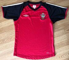 Southampton, Umbro, pequeña formación Camiseta de fútbol.. Capucha condiciones..