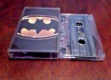 PRINCE BATMAN OST 1st UK CASSETTE TAPE  LP 1989 Sheena Easton DC Comics Funk