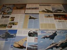 VINTAGE..RAF TYPHOON HISTORY..PHOTOS/HISTORY/DETAILS/WEAPONS..RARE! (648L)