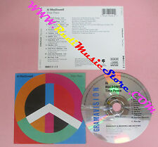 CD AL MACDOWELL Time Peace 1989 Switzerland GV-79450-2 no lp mc dvd vhs (CS53)