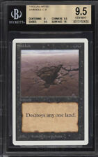 Sinkhole UNLIMITED BGS 9.5 Beckett Surface 10 Gem Mint Magic MTG