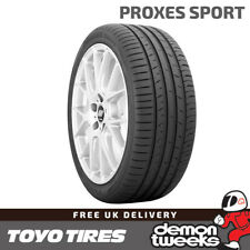 1 x 225/55/17 101Y XL Toyo Proxes Sport Performance Road Car Tyre - 2255517