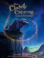 CLOCHETTE ET LA CREATURE LEGENDAIRE Affiche Cinéma / Movie Poster 160x120