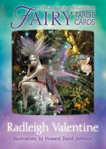 Fairy Tarot Cards A 78-Card Deck and Guidebook 9781401957209 | Brand New
