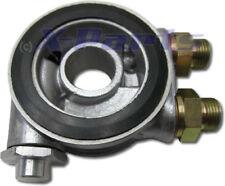 Ölkühler Adapterplatte Anschluss Flansch mit Thermostat G40 G60 VW Bus T3 T4 Neu