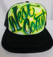 d443c7090 Mia Your Name Gift Trucker Hats Caps Personalized Custom Graffiti ...