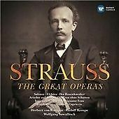 Various - R Strauss Opera Box -R. Strauss: The Great Operas New CD