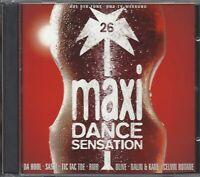 MAXI DANCE SENSATION 26 * 2CD COMPILATION 1997 * VARIOUS ARTISTS *