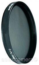 55mm CPL PL-CIR Filter For Sony A200 A300 75-300mm Lens Circular polarizer