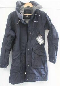 Ladies DIDRIKSONS Waterproof Thelma Parka Jacket Coat New Size UK 10 - O05