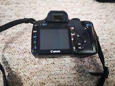 Canon EOS 400D Digital Rebel Xti 10.1MP Digital SLR Camera with EF-S II 18-55mm…