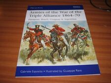 OSPREY MEN AT ARMS 499 ARMIES OF THE WAR OF THE TRIPLE ALLIANCE 1864 1870
