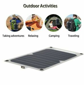 Portable Solar Panel  For Phone & Tablet & Power Bank