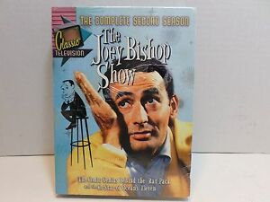 The Joey Bishop Show The Complete Second Season 6 Disc Set 2004 Sealed