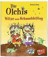 Die Olchis - Witze aus Schmuddelfing von Dietl, Erhard | Buch | Zustand gut