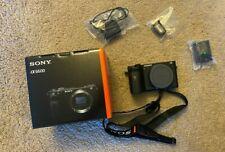 Sony Alpha a6600 24.2MP Mirrorless Camera (Original Box) - Shutter Count 349