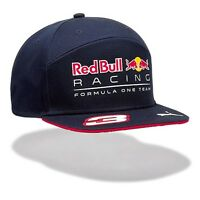 2017 OFFICIAL F1 Red Bull Racing Daniel RICCIARDO Flat Brim Cap Hat MENS – NEW