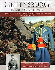 Gettysburg in Art and Artifacts by Robert I. Girardi-softcover-SEALED