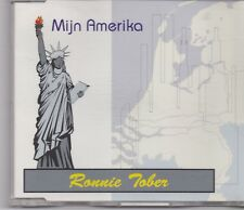 Ronnie Tober-Mijn Amerika cd maxi single