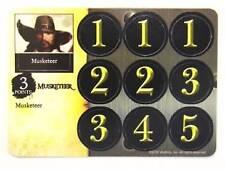 Pirates Pocketmodel FIRE & STEEL 122 Musketeer