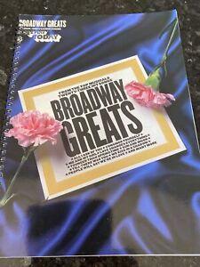 EZ PLAY TODAY - Broadway Greats Songbook!