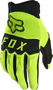 2021 Fox Racing Dirtpaw Gloves - Motocross Dirtbike Offroad ATV Mens