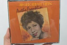 Aretha Franklin 30 greatest hits 2 cd set -C11