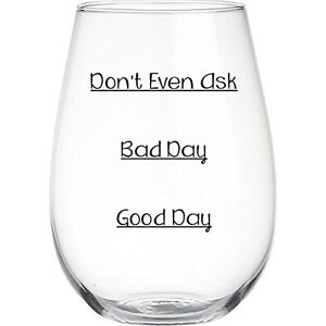 Shatterproof Wine and Cocktail Glasses, Set of 4, 100% Tritan, indoor/outdoor