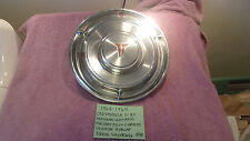 1962-1964 OLDSMOBILE F-85 CUTLASS GENUINE GM CHROME HUBCAP 13 INCH FREE SHIPPING