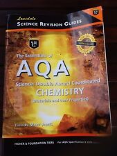The Essentials For AQA Science Double Award Chemistry Revision Guide GCSE