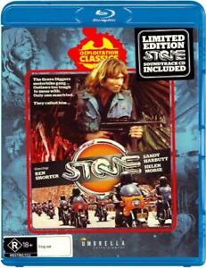 Stone (1974)| Limited Edition (Blu-ray)  [All Regions] NEW/SEALED