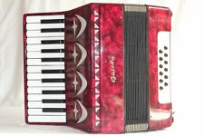 Piano accordion akkordeon  GALOTTA 12  bass