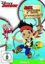 Jake und die Nimmerland Piraten Vol. 1 - Yo Matrosen, O H... | DVD | Zustand gut