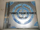 Cd Various ‎– Tunnel Trance Force Vol. 21