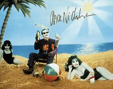 Jack Nicholson Signed Batman (The Joker - beach) 11x14 Photo COA