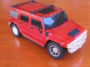 NEW SUPER SUV SET RC CAR 1:16 MOTORCADE SERIES DARK RED - BONUS BATTERIES - NEW