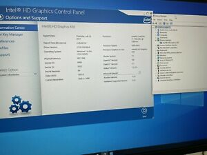 Hp Elitedesk 800 G3  Intel(R) Core TM) i7-7700 CPU @ 3.60 GHz. 8 Gb DDR4 512 H.D