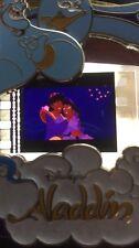 Piece of Disney Movies - Walt Disney's Aladdin Pin LE 2000
