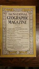 National Geographic June 1927 Volume LI Number Six - NG1