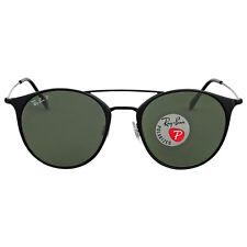 Ray Ban Polarized Round Sunglasses
