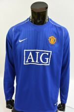 2007-2009 nike Manchester United Goal Keepers GK Champions League SIZE XL