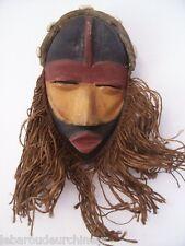 ancien masque Africain dan afrikanische kunst tribal art african masque africain