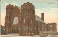 Sydney, Cape Breton - Nova Scotia - CANADA - St. Andrews Presbyterian Church