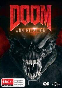 Doom - Annihilation DVD