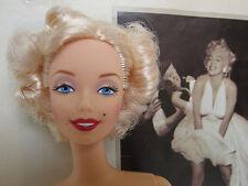 Nude Barbie Doll Celebrity Marilyn Monroe. FOR OOAK .