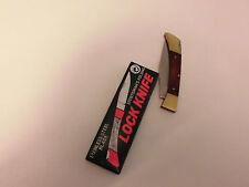 Sportsman Folding Lock Knife / Messer