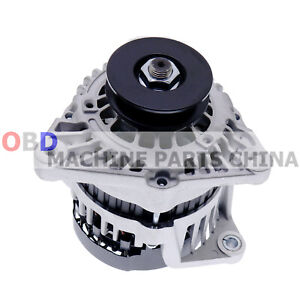 For Perkins 404D-22 404D-22T 404C-22 404C-22T New Alternator T415996